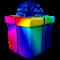Jeden Tag gibt es ein Geschenk